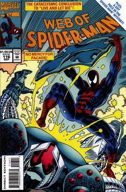 Web of Spider-Man 116
