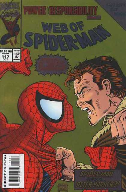 Web of Spider-Man 117