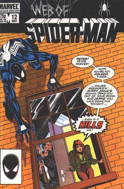 Web of Spider-Man 12