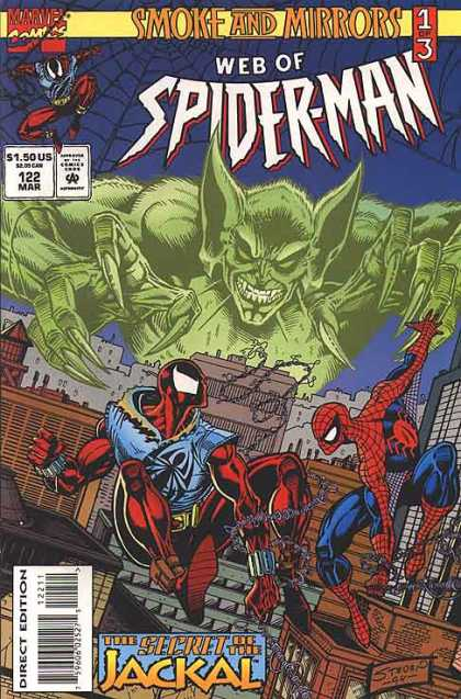 Web of Spider-Man 122