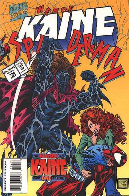 Web of Spider-Man 124