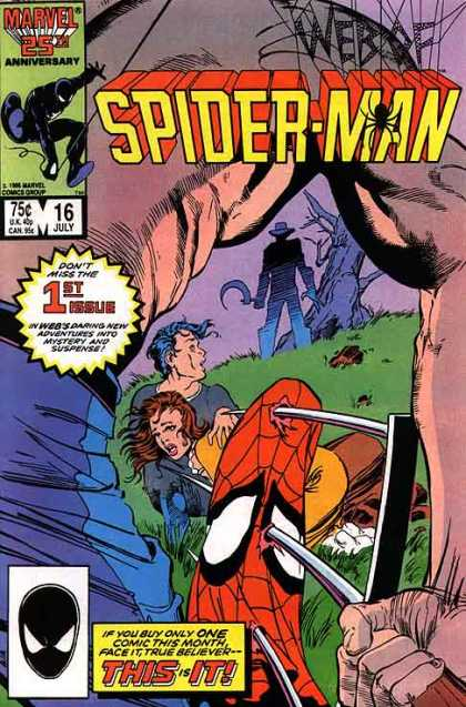Web of Spider-Man 16