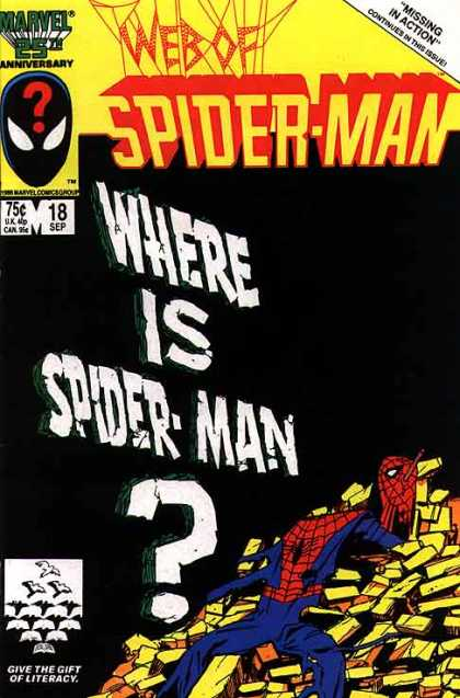 Web of Spider-Man 18