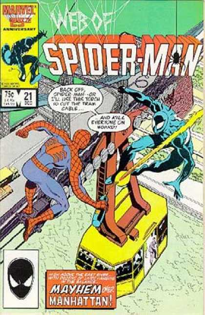 Web of Spider-Man 21