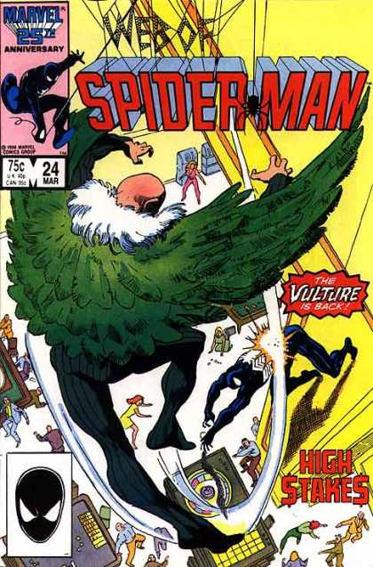 Web of Spider-Man 24