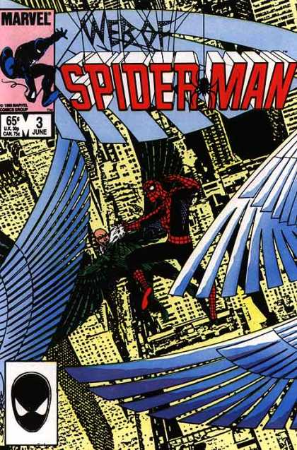 Web of Spider-Man 3 - John Byrne