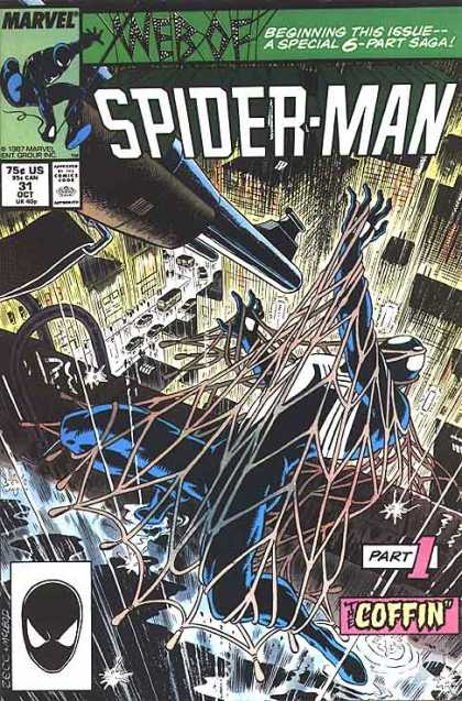 Web of Spider-Man 31