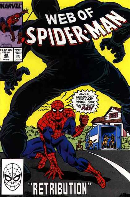 Web of Spider-Man 39