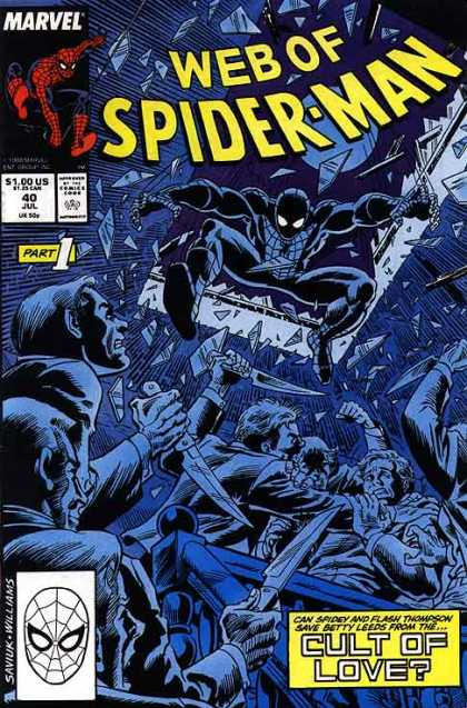Web of Spider-Man 40