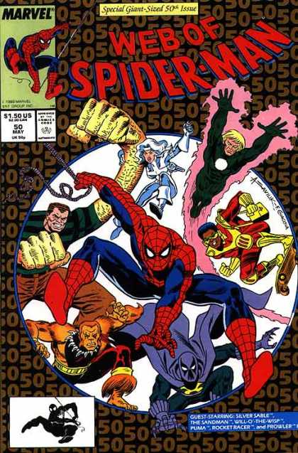 Web of Spider-Man 50