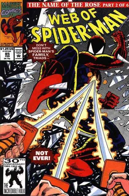 Web of Spider-Man 85