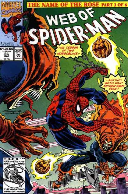 Web of Spider-Man 86