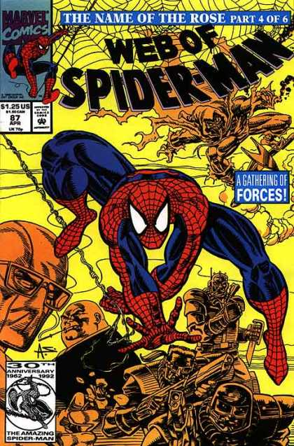 Web of Spider-Man 87