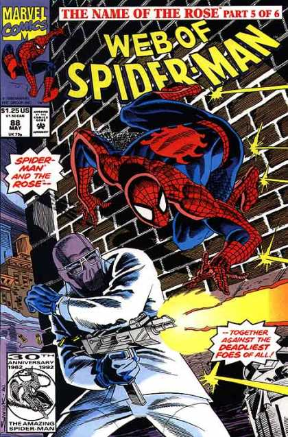 Web of Spider-Man 88