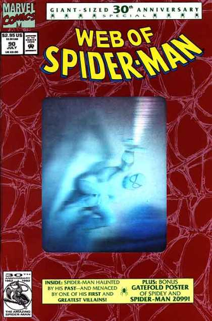 Web of Spider-Man 90