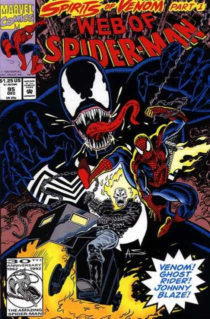 Web of Spider-Man 95