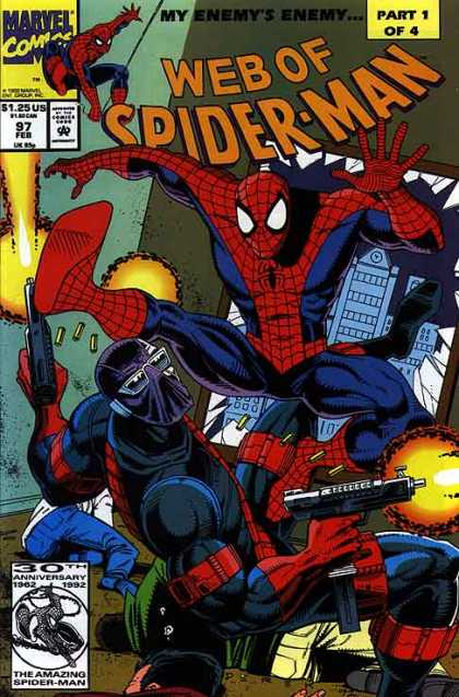 Web of Spider-Man 97