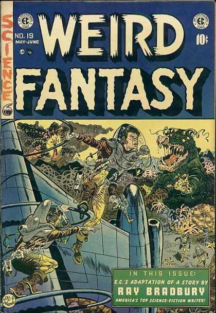 Weird Fantasy 19