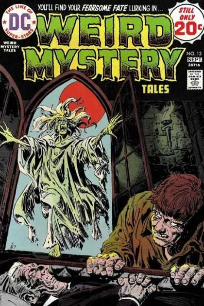 Weird Mystery Tales 13 - Luis Dominguez