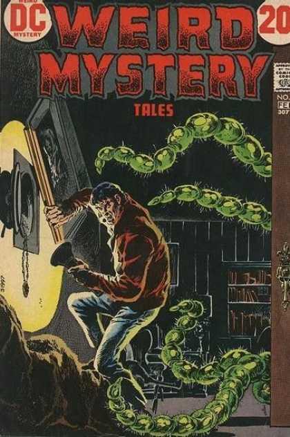 Weird Mystery Tales 4