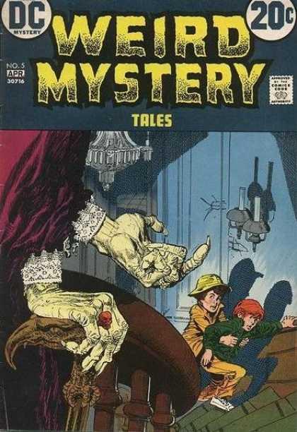 Weird Mystery Tales 5