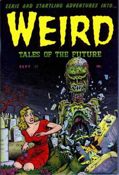 Weird Tales of the Future 3