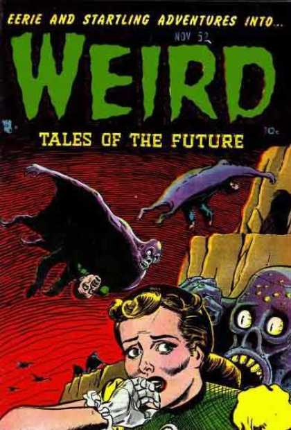 Weird Tales of the Future 4