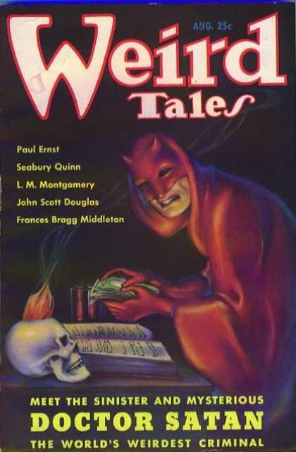 Weird Tales 105