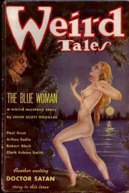 Weird Tales 106