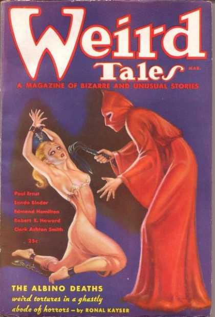 Weird Tales 111