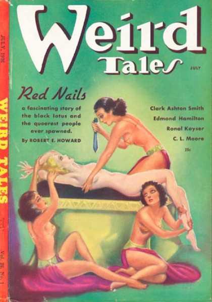 Weird Tales 114