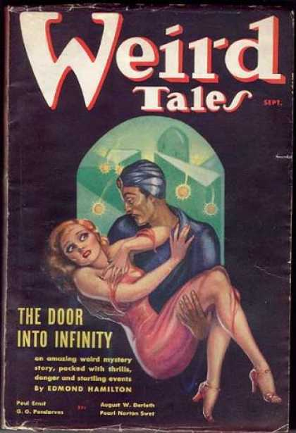 Weird Tales 115 - Turban
