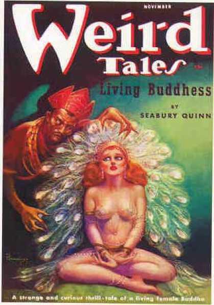 Weird Tales 124