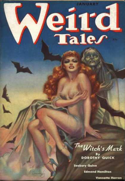Weird Tales 126