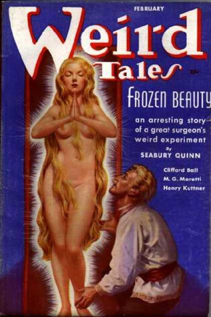 Weird Tales 127