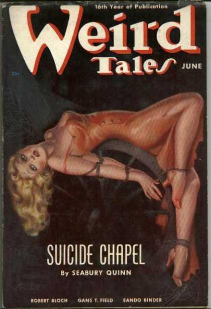 Weird Tales 131