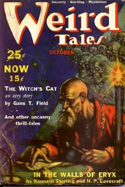 Weird Tales 141