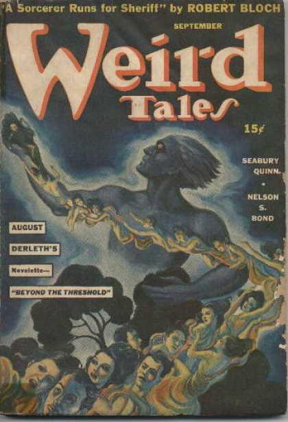 Weird Tales 145