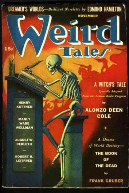 Weird Tales 146