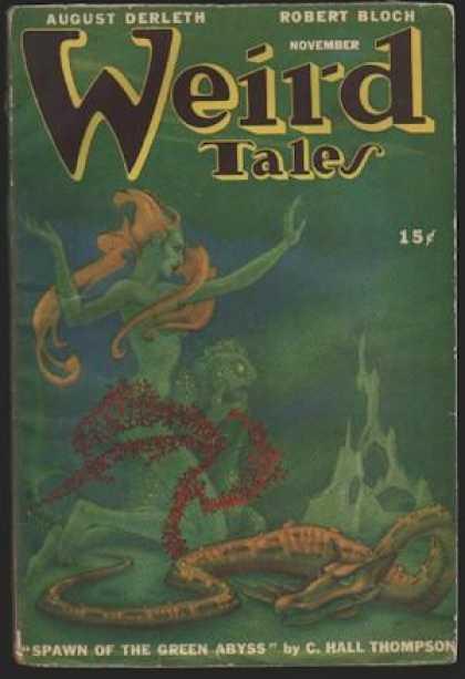 Weird Tales 157