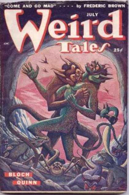 Weird Tales 160
