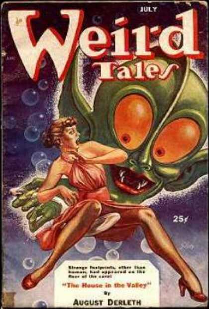 Weird Tales 168