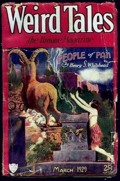 Weird Tales 41