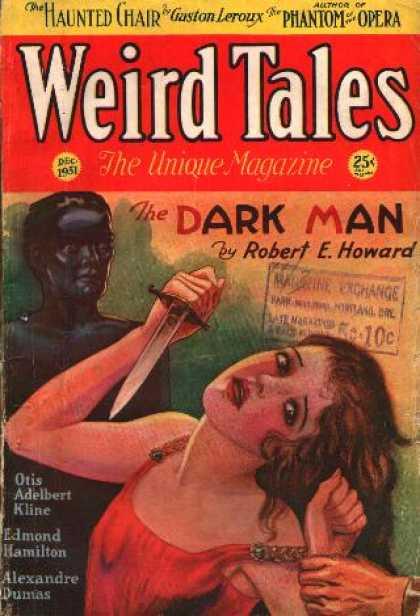 Weird Tales 69