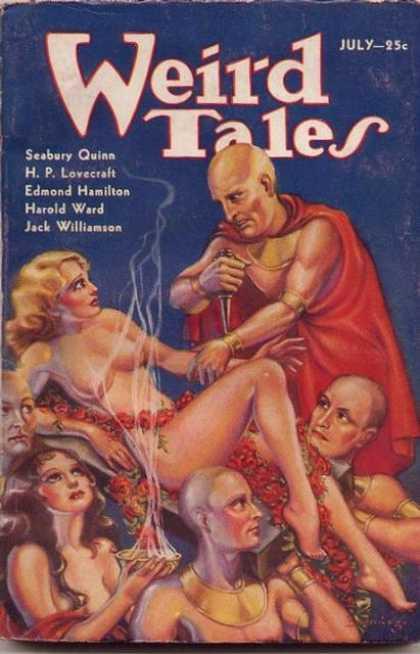 Weird Tales 84
