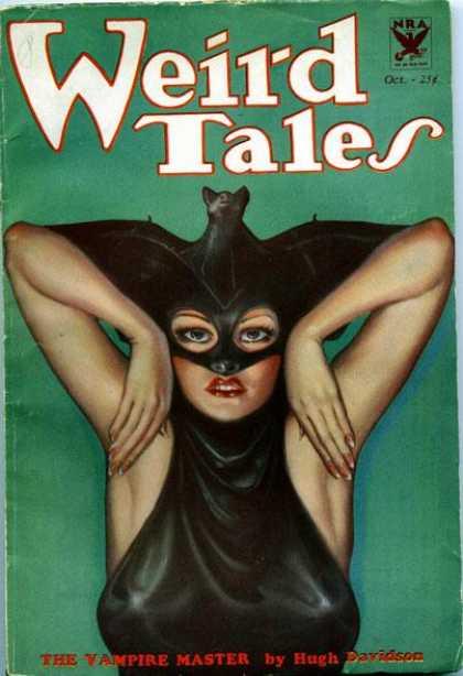 Weird Tales 87