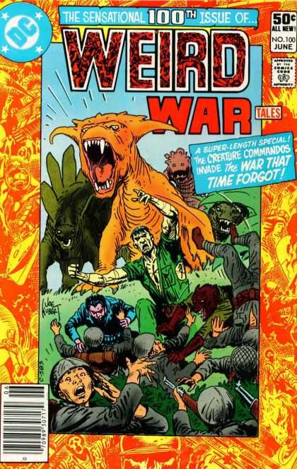 Weird War Tales 100 - Joe Kubert