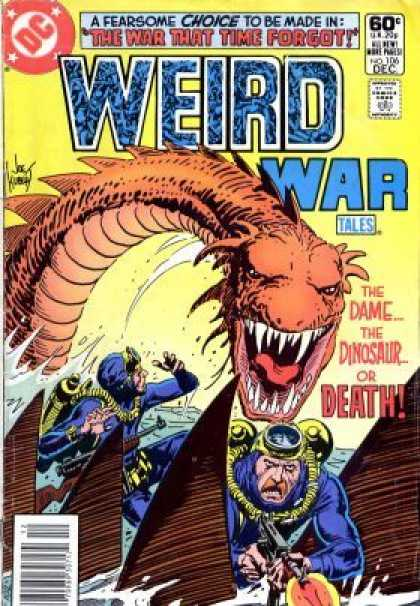 Weird War Tales 106 - Joe Kubert