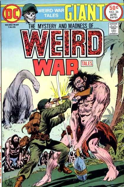 Weird War Tales 36 - Joe Kubert