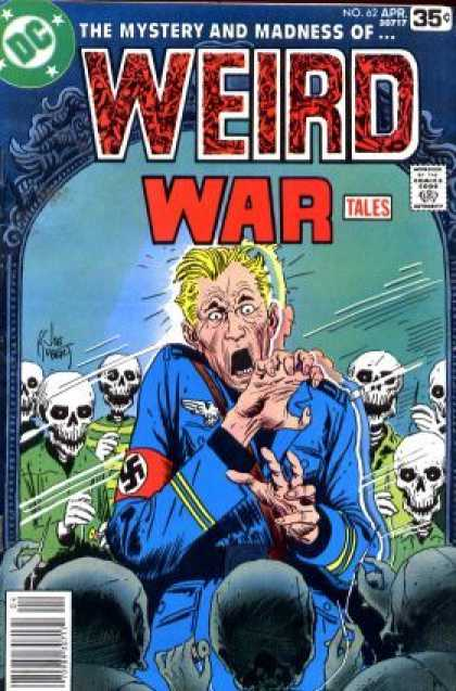 Weird War Tales 62 - Joe Kubert